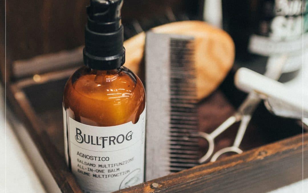 Il grooming Bullfrog tra prodotti, cere e creme