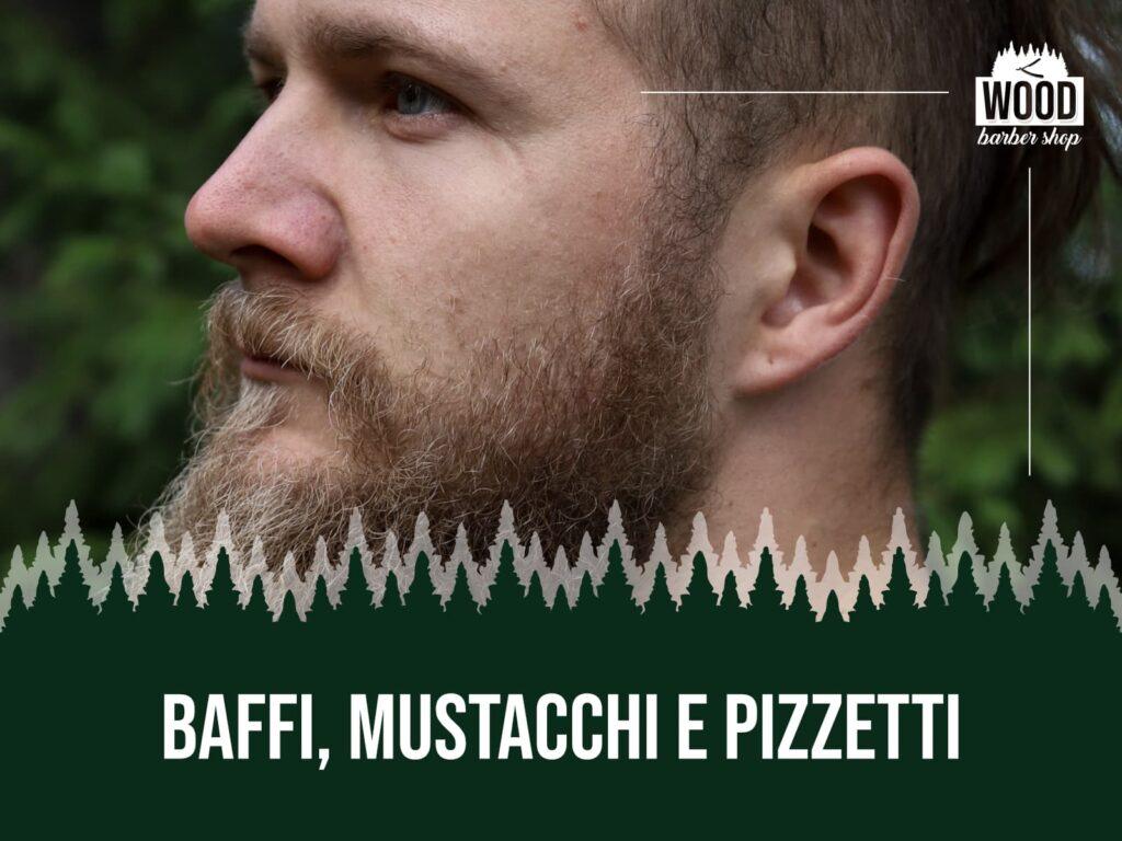 baffi e mustacchi Wood Barber Shop