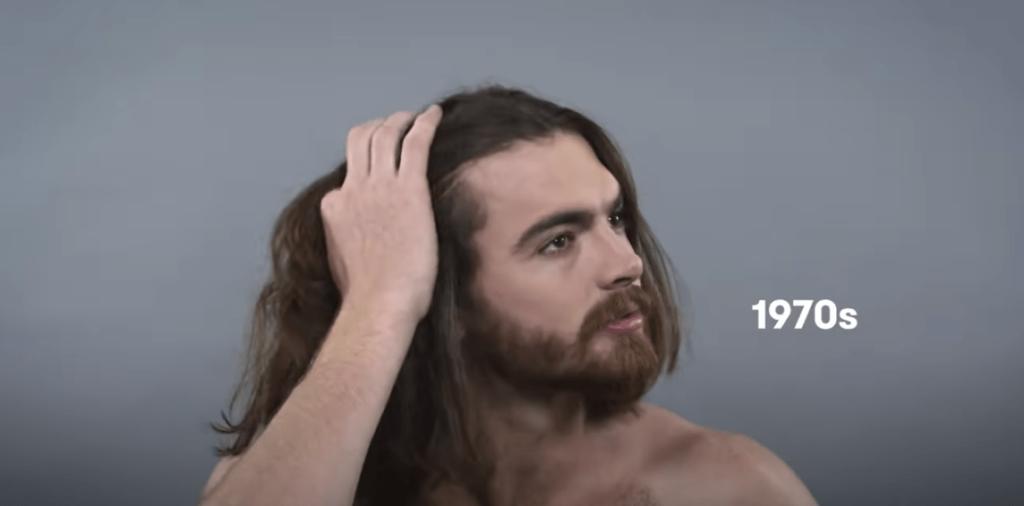 taglio dei baffi